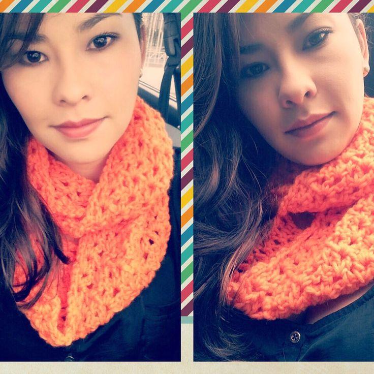 Nuevos cuellos en colores intensos tejidos a #crochet !  Adquiérelos a través de lanitasycrochet@gmail.com - whatsapp 3003983512 y síguenos en Instagram como lanitasycrochet !!