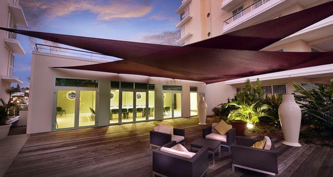 Hilton Noumea La Promenade Residences - outdoor meeting space