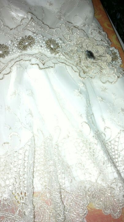 Lace dress for a friends birthday