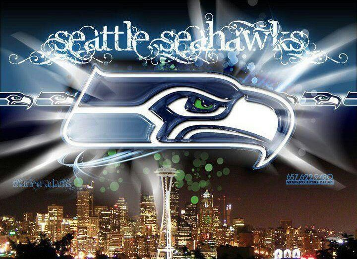 Seattle Seahawks - That's my city and that's my team!!! DAMN RIGHT IT IS! All Hawks fan HOLLAAAA!