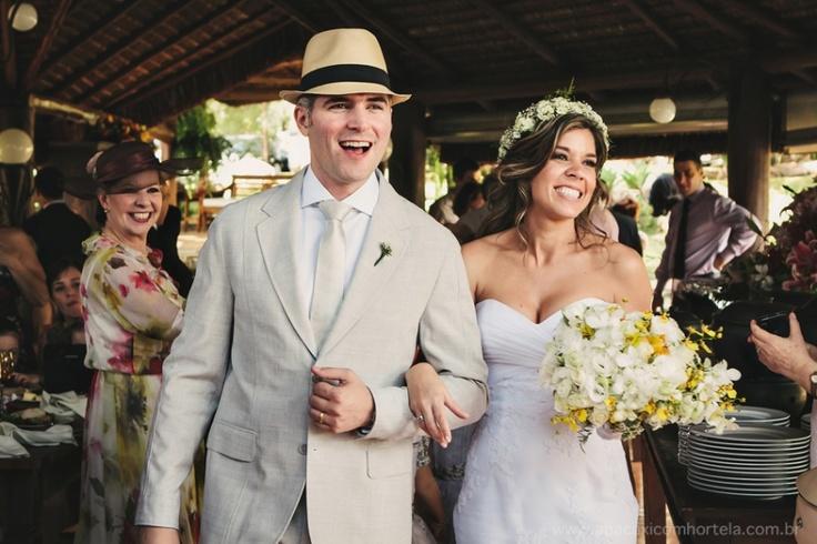 Renata + Gustavo | Casamento » Abacaxi com Hortelã