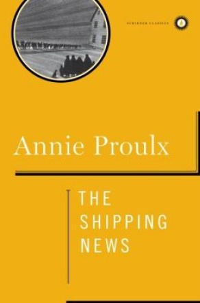 From Nowhere to Newfoundland: The Shipping News by Annie Proulx