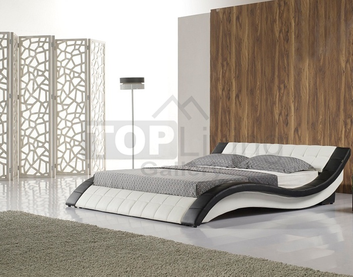 viva inspired 3 piece queen bedroom suite black white http modern bedsmodern furniturebedroom