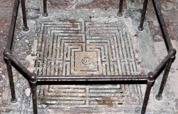 Labirinto - pavillon Carlo V - Siviglia