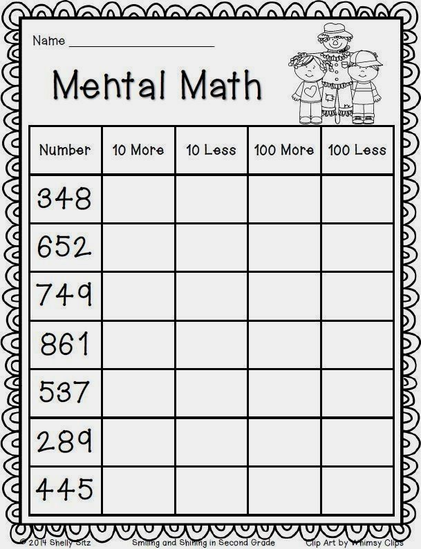 42 Free Math Problems Books Idea In 2020 2nd Grade Math Worksheets Kids Math Worksheets 2nd Grade Math