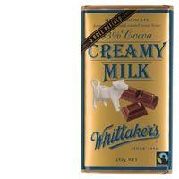 Whittakers Chocolate Block 33% Cocoa Creamy Milk