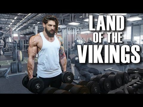 LAND OF THE VIKINGS   Power Training   Hair & Beard Cut Style - #LexFitnessVideo http://youtu.be/3ChCtIWCiqY