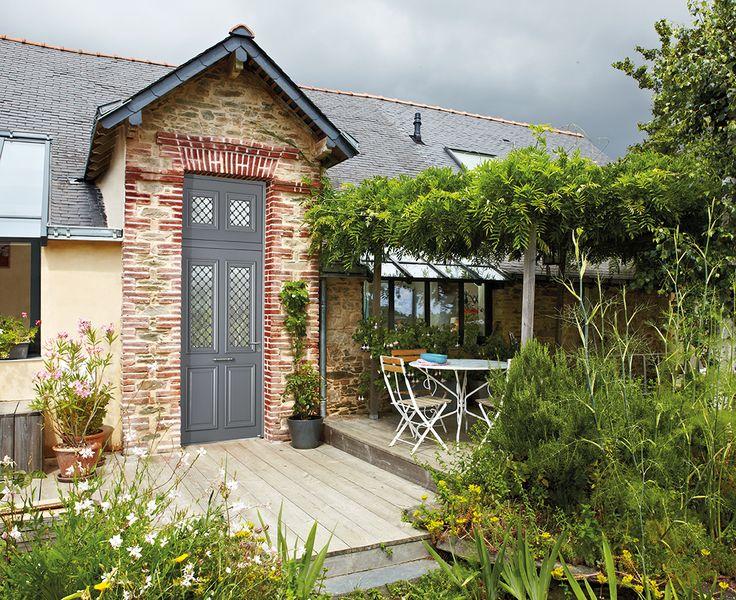 16 best inspiration maison images on Pinterest - Serrure Porte De Garage Basculante Leroy Merlin