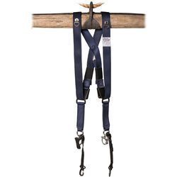 HoldFast Gear Money Maker Two-Camera Swagg Harness (Navy)