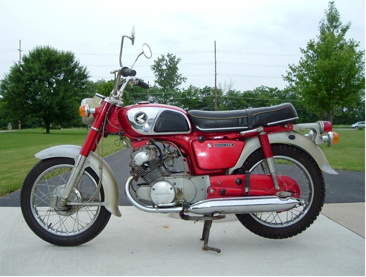 Mine was blue, my first real bike.