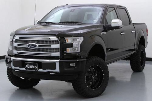 2015 Ford F-150 with 6in lift sittin' on 35's