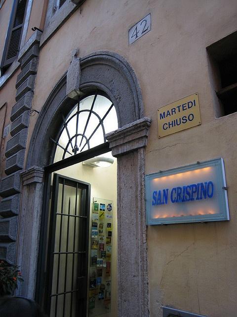 Il Gelato di San Crispino, Rome