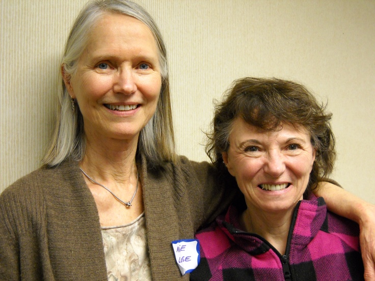 ORN Dynamic Duo: President, Marie Louise Penchoen & Vice President, Nancie Hines.  www.AmericanAcademyofReflexology.com