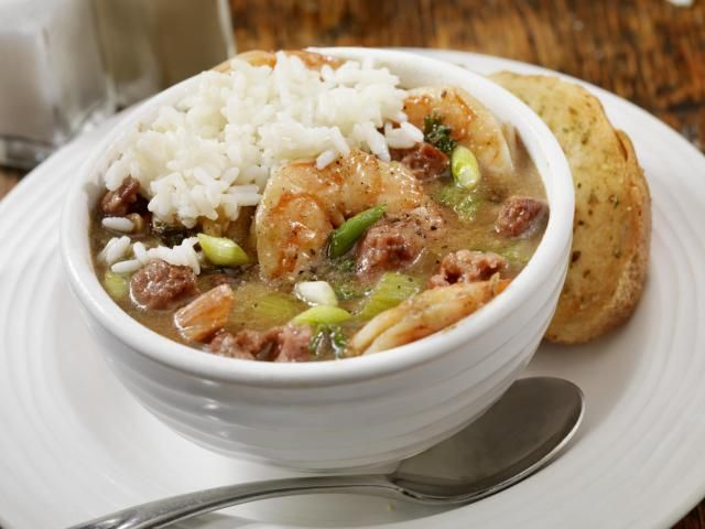 Nothing beats a great bowl of shrimp and sausage gumbo, and you won't go wrong with this recipe. it delivers an extraordinary dish with not much effort.