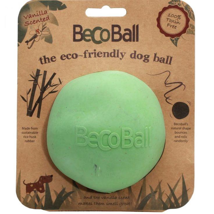 Hundeprodukter i alle kategorier og varianter - Svært høy kvalitet.    Miljøvennlig hundeleke fra becopets