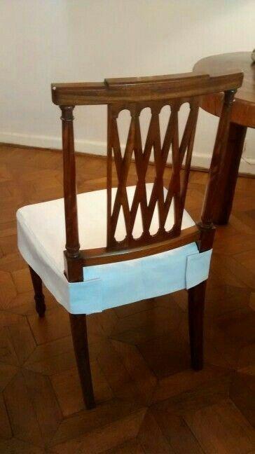 Pin de jeovanny Martinez en casa   Dining chair slipcovers ...