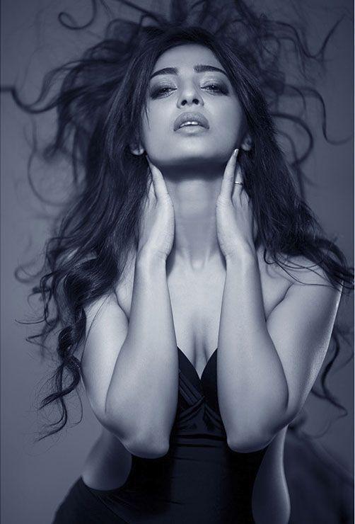 Radhika Apte Poses For GQ India