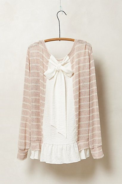 Love this sweater. Anthropologie