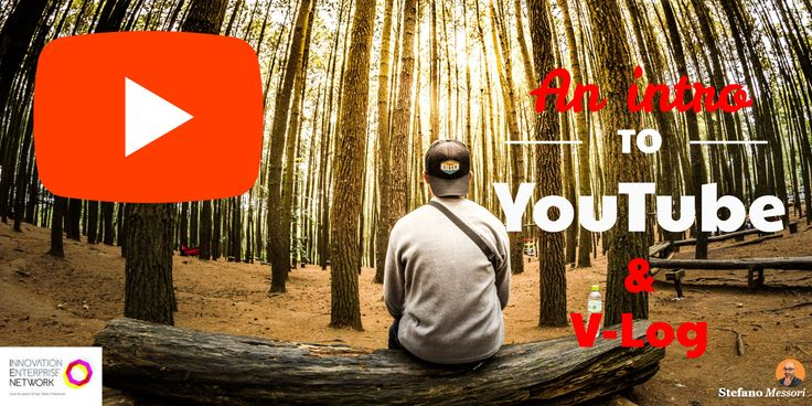 Join a #Free #Training session tomorrow in #Dublin - An intro to #YouTube & V-log  @IENetworkDublin #Startup #Entrepreneur #Video #Creative #Innovation #Marketing #Online #Business #Growth