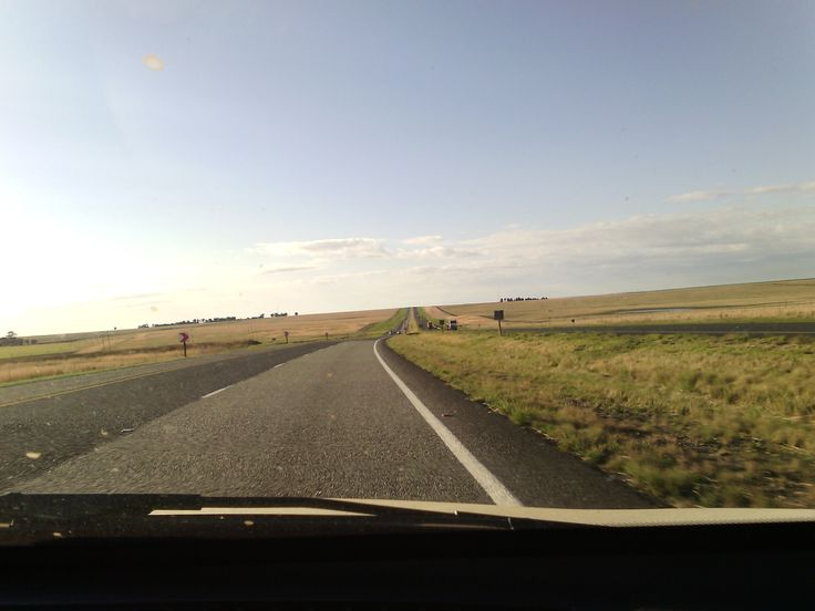 The road to Durban