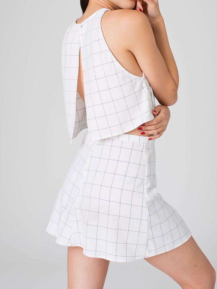 Lolita Crop + Lolita Mini. #AmericanApparel dead I must have this outfit