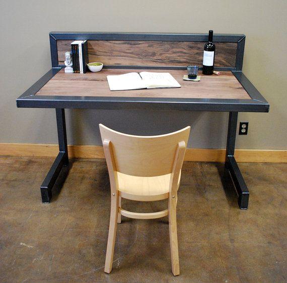 Kraftig Desk by deliafurniture on Etsy