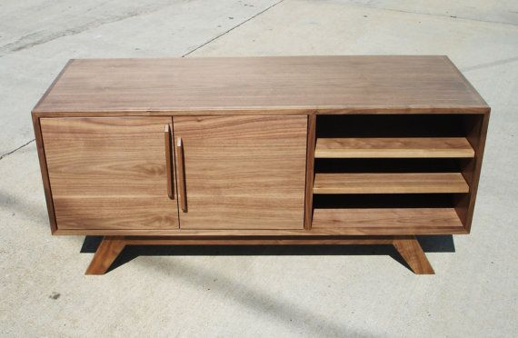 The Quot Stella J Quot Is A Mid Century Modern Tv Console