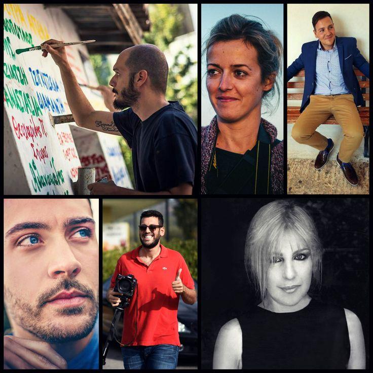 Φωτογράφοι Φακέλου Υποψηφιότητας // Bid Book's photographers  #Eleusis2021 #EUphoria #ECoC2021 #Eleusis #Elefsina #Ελευσίνα