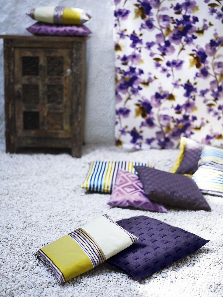Camengo 'Lush' Collection. Available exclusively in Australia from The Textile Company