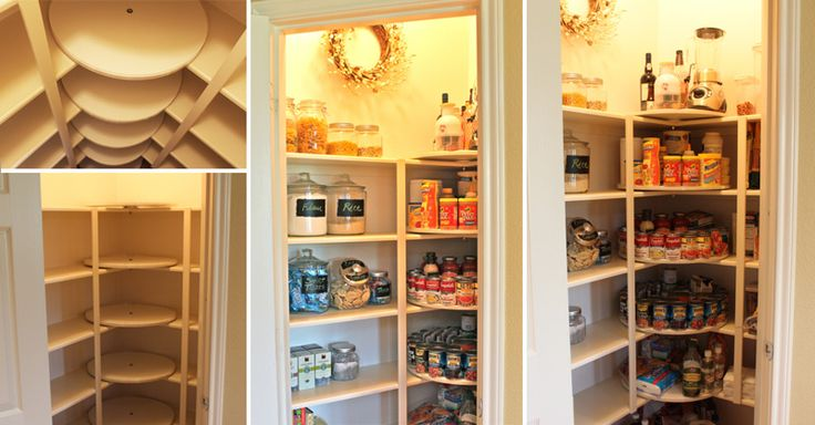 Amazing Pantry Makeover