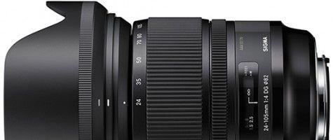 Sigma 24-105 f/4 DG OS Art takes on Canon