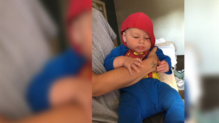 Police in Marion County, Florida, are desperately searching for a missing 5-month-old baby.  Gabriel Brown was last seen in the custody of his parents who were at a Walmart in Silver Springs, according to a Marion County Sheriff's Office news release.  The Ocala Police Department has warrants out for Gabriel's parents, Robert Brown, Jr., 25, and Brittney Wilson, 25, for burglary and criminal mischief.    The news release states the couple were panhandling for money outside the Walmart on…