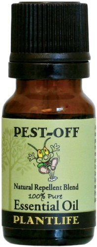 Pest-Off Natural Repellent Blend Pure Essential Oil by Plantlife. $9.50. No chemical scent, just a fresh, citrus aroma to ward off pests. Made with Citronella and Lemon Eucalyptus pure essential Oil. A perfect blend of 100% pure essential oils known for their insect repellent properties. Deed Free. A perfect blend of 100% pure essential oils known for their insect repellent properties. No chemical scent, just a fresh, citrus aroma to ward off pests.