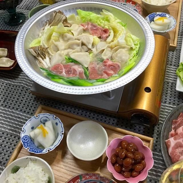 水餃子鍋 by Blueberry at 2016-02-28