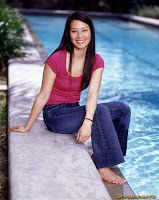 Lucy Liu - Sexy Actress Photoshoot Gallery 1