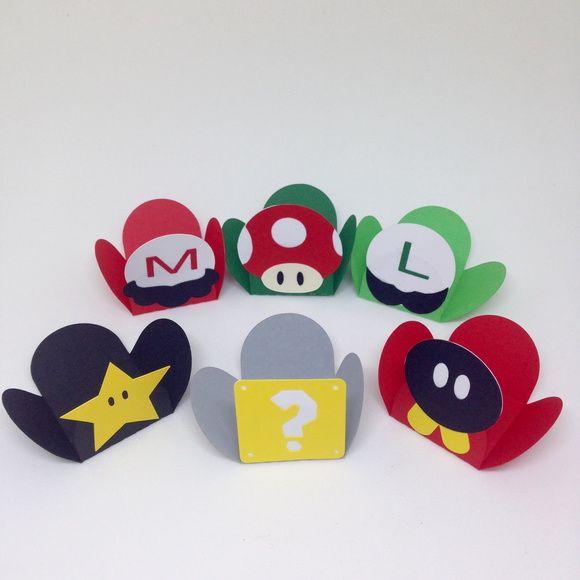 Forminhas Super Mario