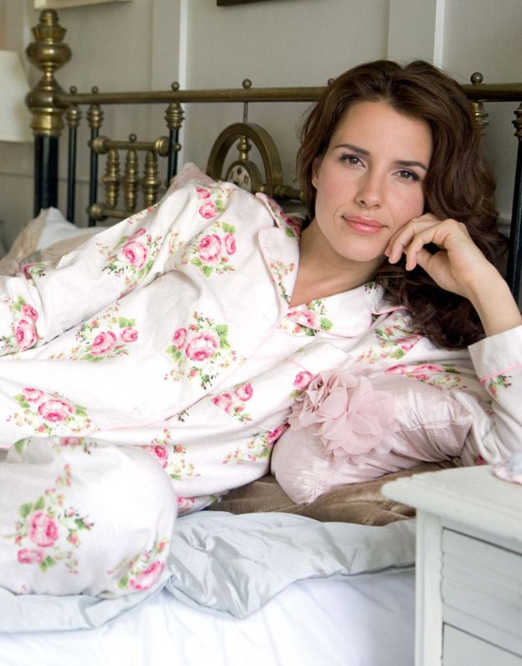 Brushed Cotton Flannel Pyjamas: Pajamas,  Pj'S, Except, Beds, Clothing, Breakfast Inn,  Jammi, Flowers Brushes,  Pyjama