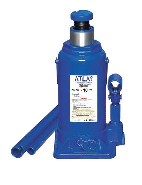 Atlas hidrolik şişe kriko profesyonel kullanım için ideal krikoldur. ATŞK 10 model hidrolik şişe kriko 10 ton kaldırma kapasitelidir. #atlas #kriko #bottlejack #hidrolik #hydraulic #lifter #car #vehicle http://www.ozkardeslermakina.com/urun/hidrolik-sise-kriko-atlas-atsk-10-ton/