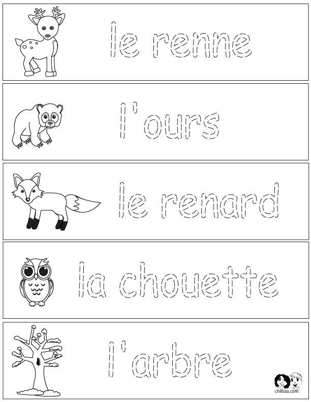 156 best french worksheets for children fran ais activit s imprimer images on pinterest. Black Bedroom Furniture Sets. Home Design Ideas
