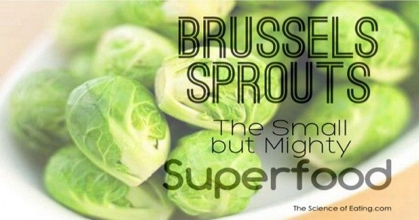 Header Benefits of Brussels Sprouts