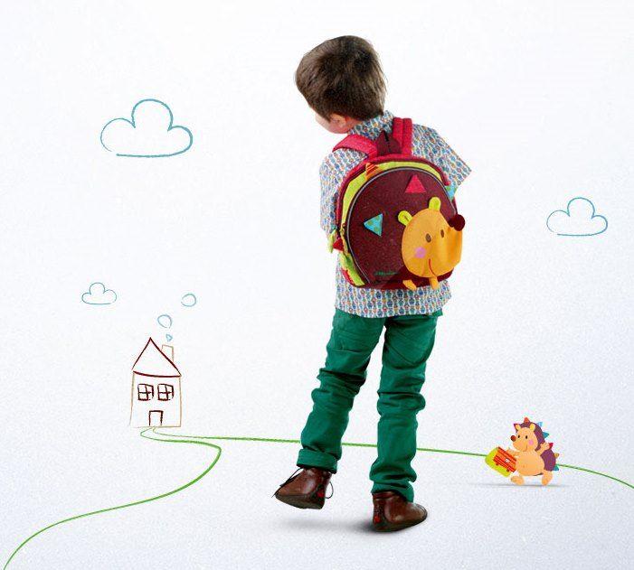 Leuke rugzakken voor de schoolgaande kids.  Nu uit voorraad leverbaar bij www.allesvanlilliputiens.nl