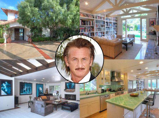 Sean Penn Lists His Private Malibu Estate for $6.5 Million—Take a Look Inside!