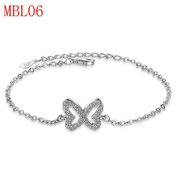 new arrive classical jewerly sliver bracelet for men