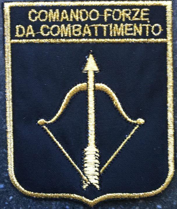 PATCH AERONAUTICA MILITARE COMANDO FORZE DA COMBATTIMENTO TIPO 1A
