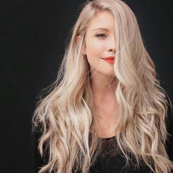Bu Yazın Trend Saç Rengi Sarı Bej Saç Renkleri Sariiii Blonde