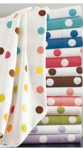 polka dot bedding fabric yellow sheets queen bed australia