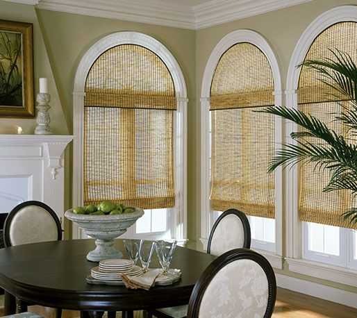 Blinds, Window Dressings And Curtain Ideas