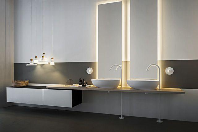 130 best images about mobiliario de ba o bathroom for Mobiliario bano