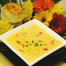 corn chowder recipe, soup, stew, vegetables, evaporated milk, receipts