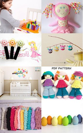Wondeful children's gift by Malka ravina on Etsy--Pinned with TreasuryPin.com
